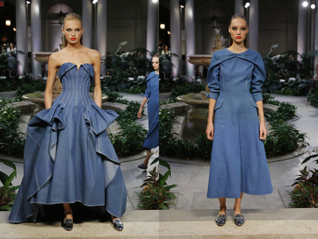 Carolina Herrera - Runway - September 2016 - New York Fashion Week