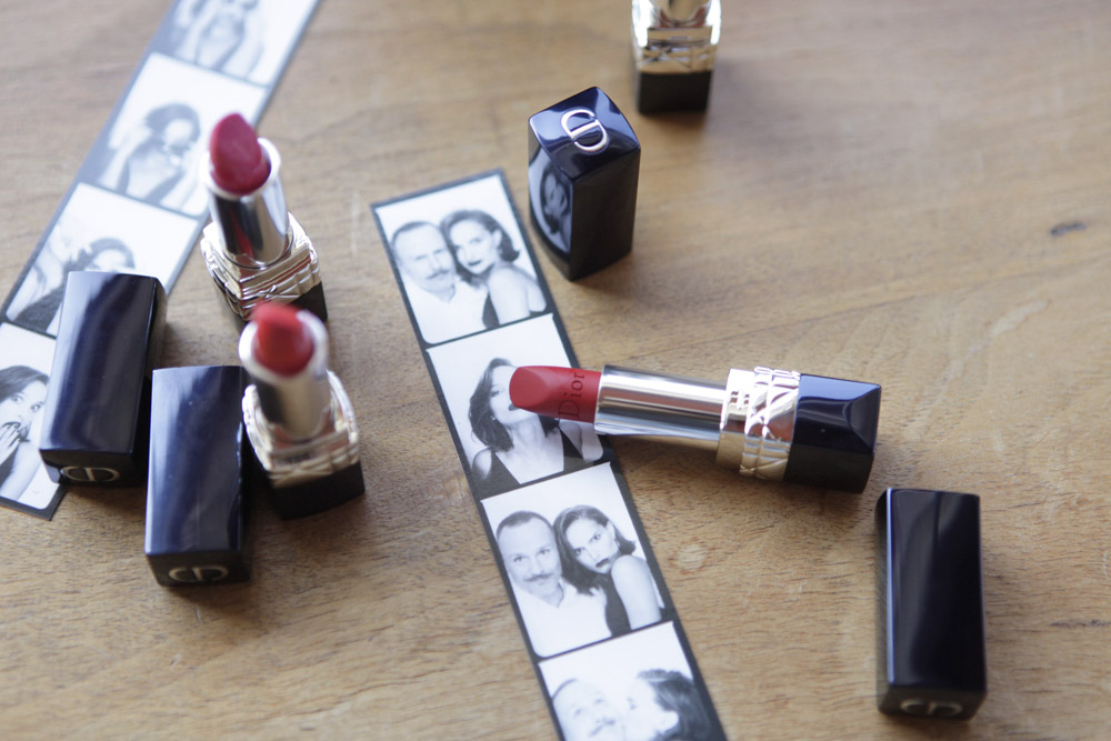 The New Rouge Dior: Matte and Satin
