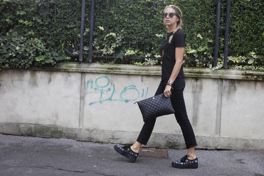 Come abbinare le sneakers con la Zeppa