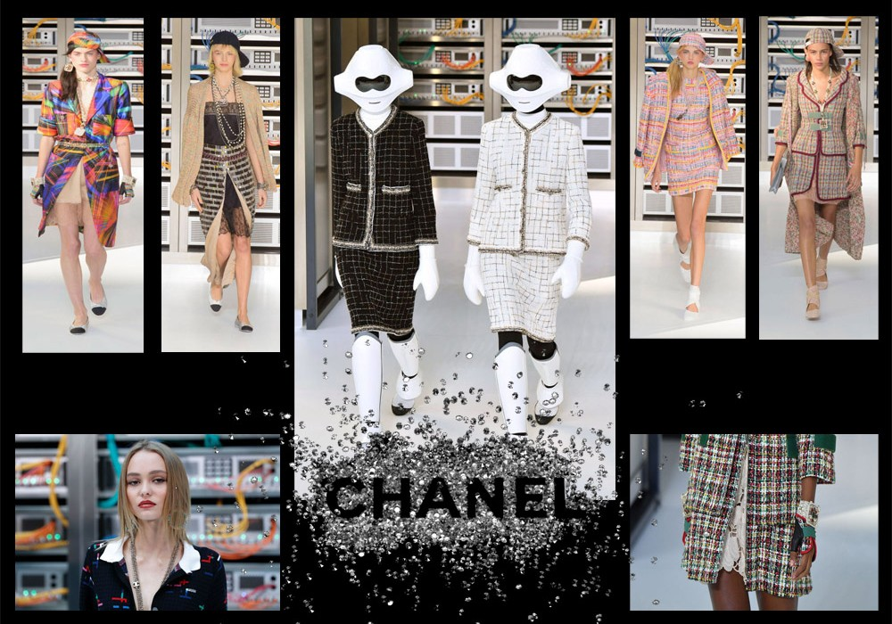 The Future: Chanel Fashion Show SS 2017