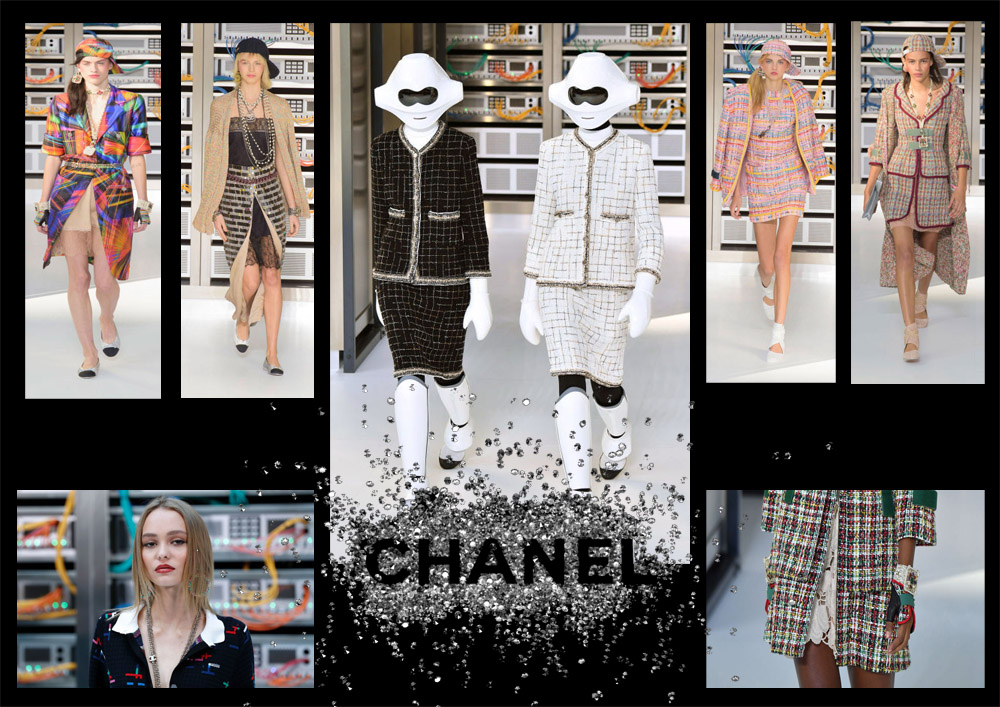 The Future- Chanel Fashion Show SS 2017