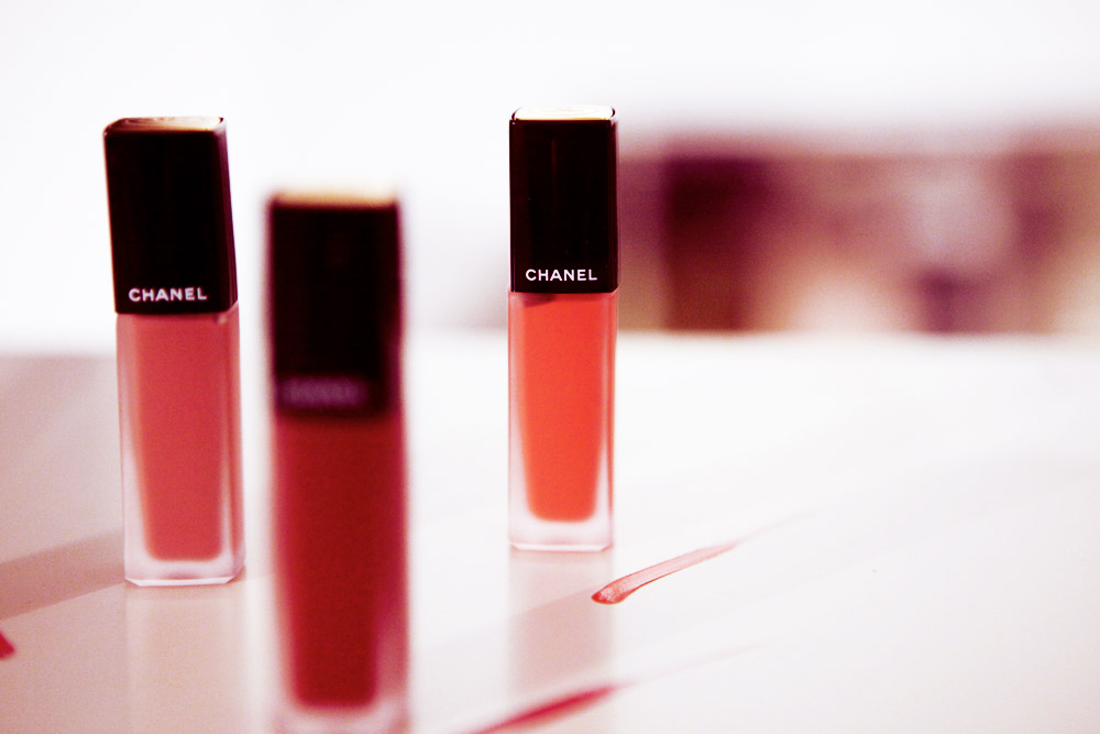 Discover the New Chanel Rouge Allure Ink