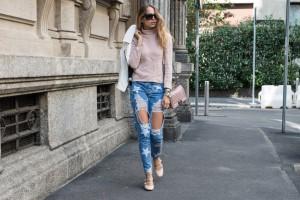 jeans struppati autunno 2017