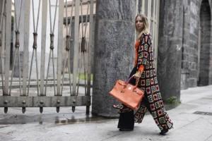 milano fashion week look