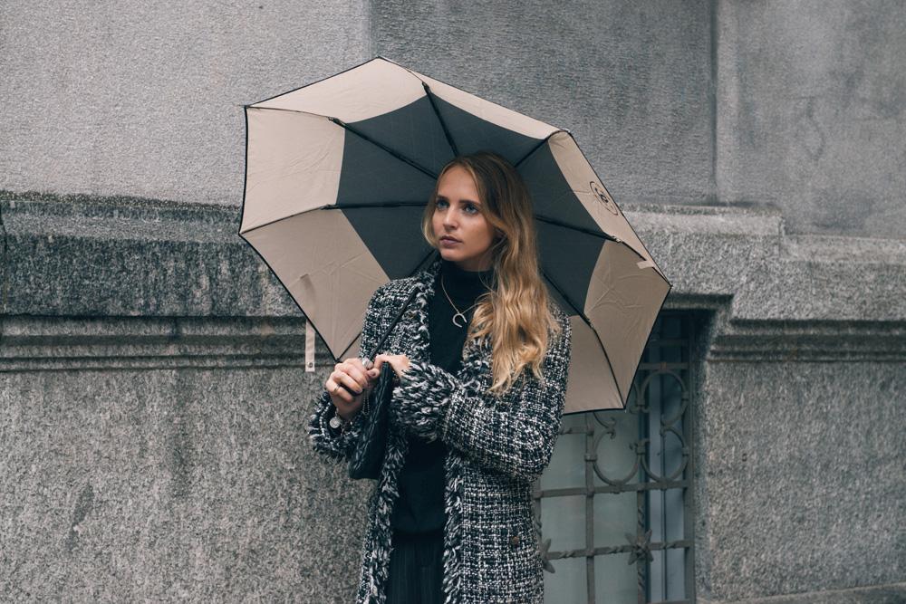 ombrello chanel