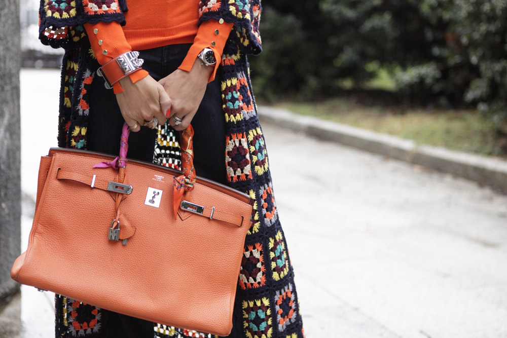 orange birkin hermes