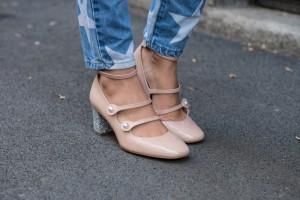sarenza shoes pink