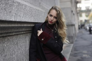 Virginia Varinelli Max Factor Testimonial
