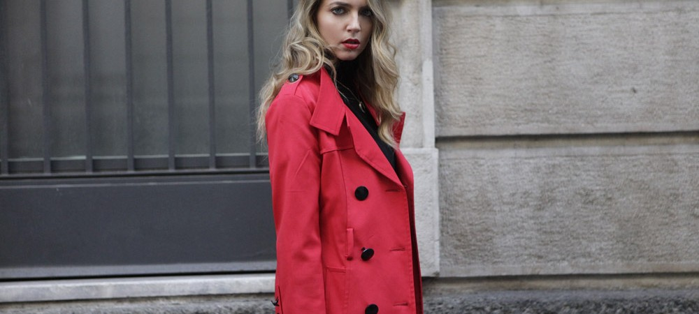 How to style a Winter Colorful Look