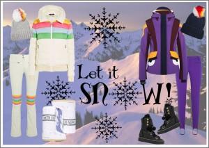ski look winter 2017