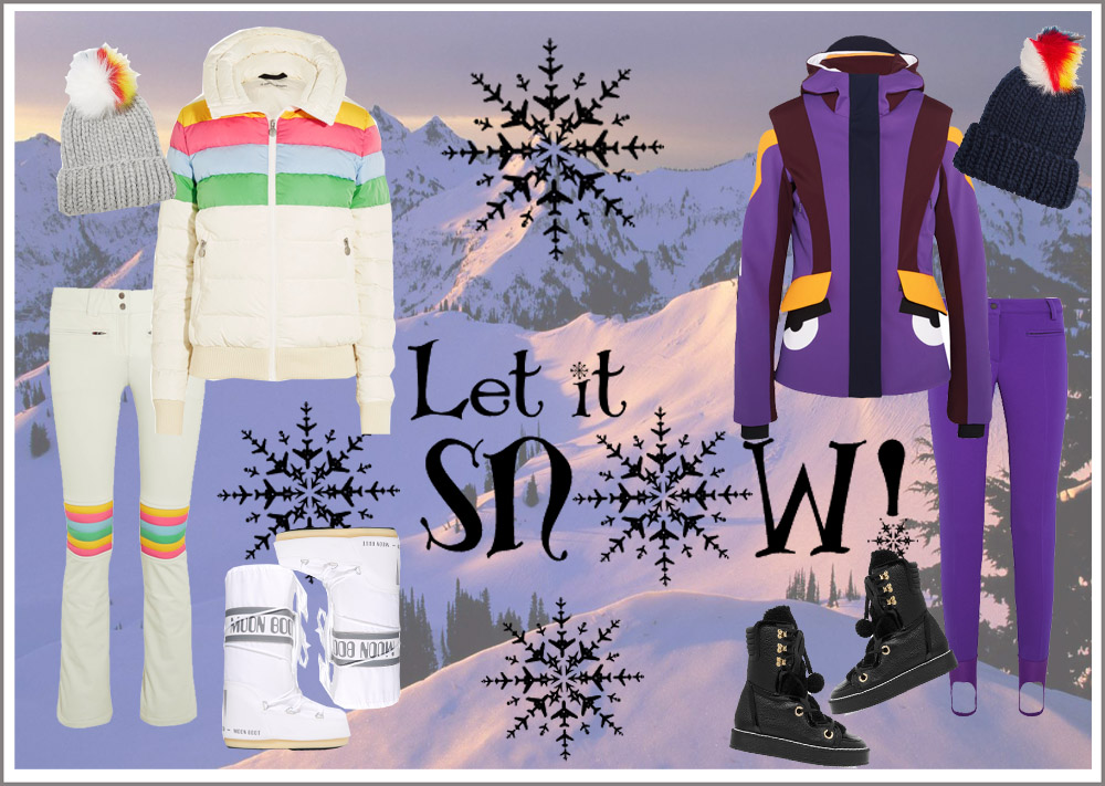 ski look winter 2017