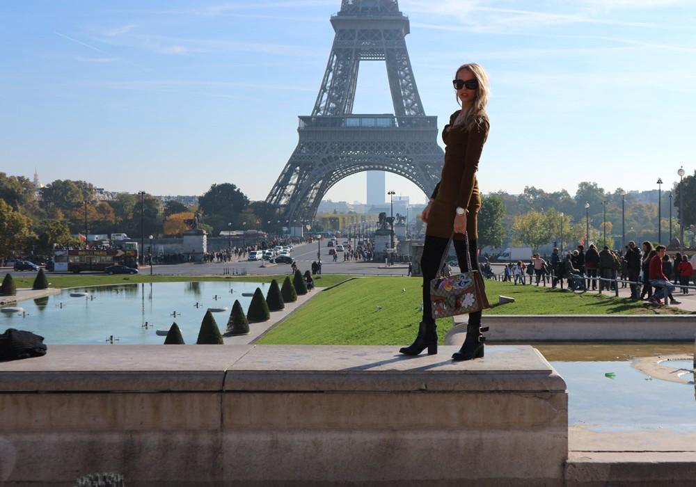 Look Parigino a Parigi