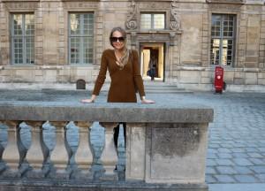 what wearing during a paris trip