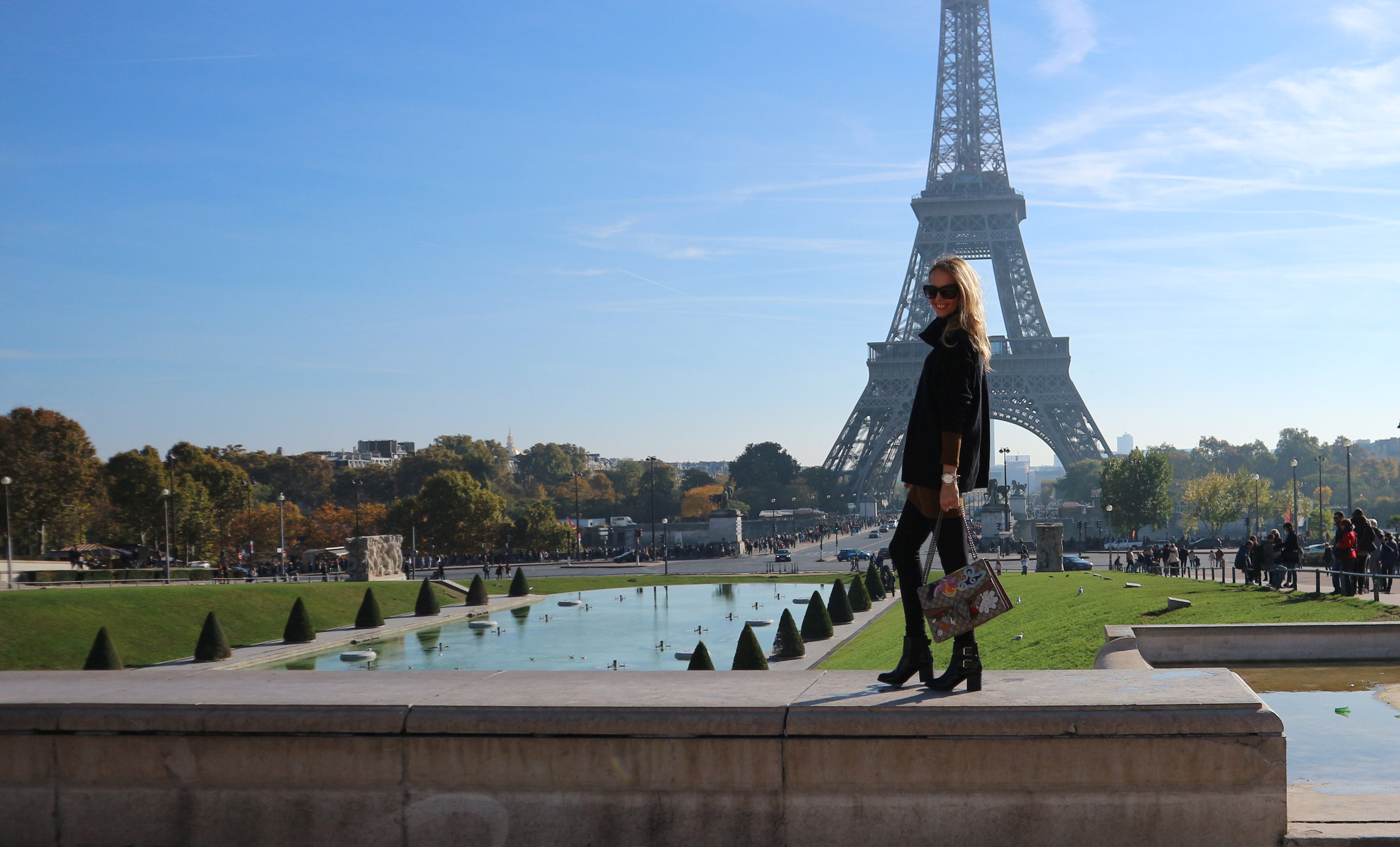 what wearing during a trip in paris