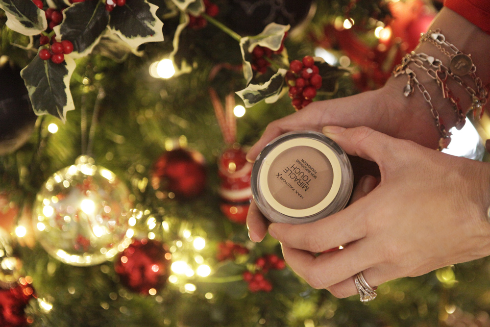 Max Factor Christmas Make up miracle touch