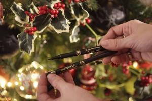 Max factor Masterpiece eyeliner christmas make-up