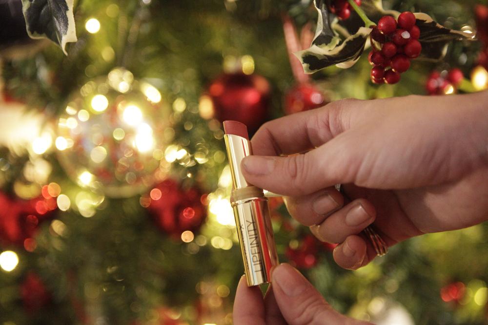 Max factor lipfinity christmas make-up