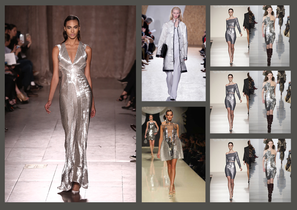 Silver Trends for your Holidays Look
