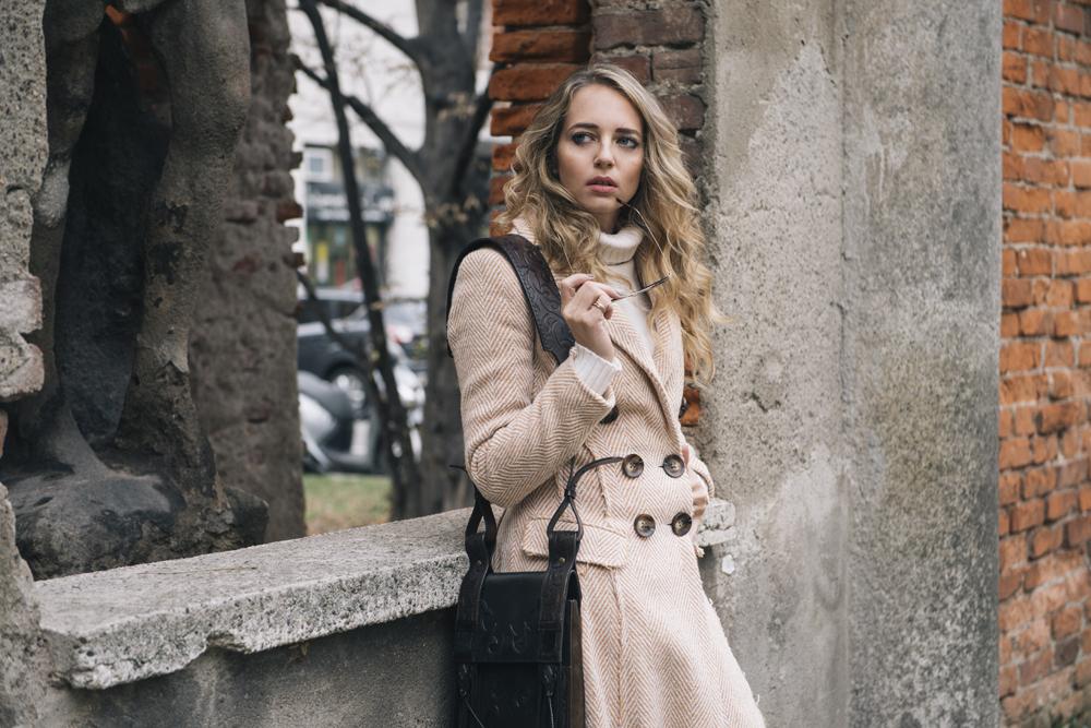 cappotto doppiopetto femminile asos