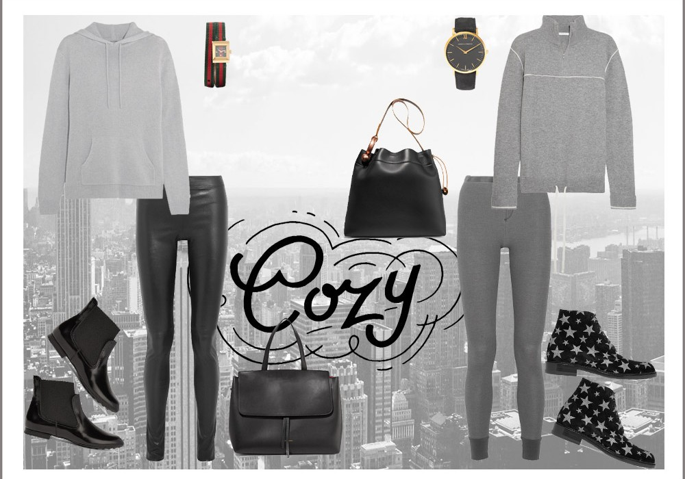 How to style a Cozy Fashion Look