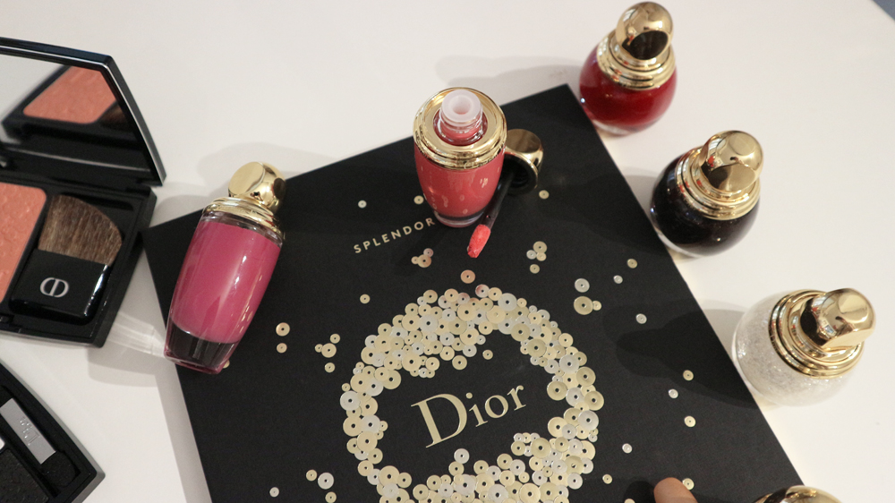dior splendor 2016 noel collection