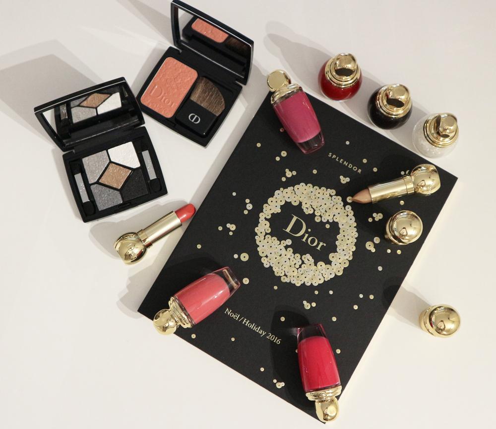 diorific lipstick christmas splendor dior