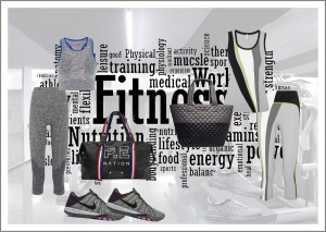 Gym Training outfit