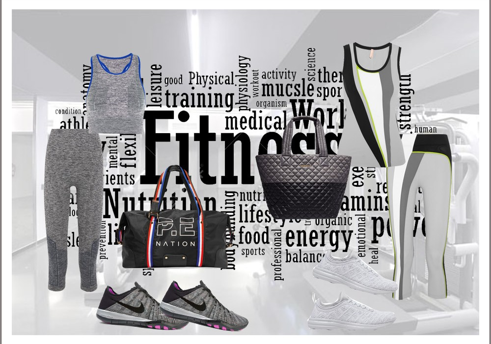 How to style a Gym Training Outfit