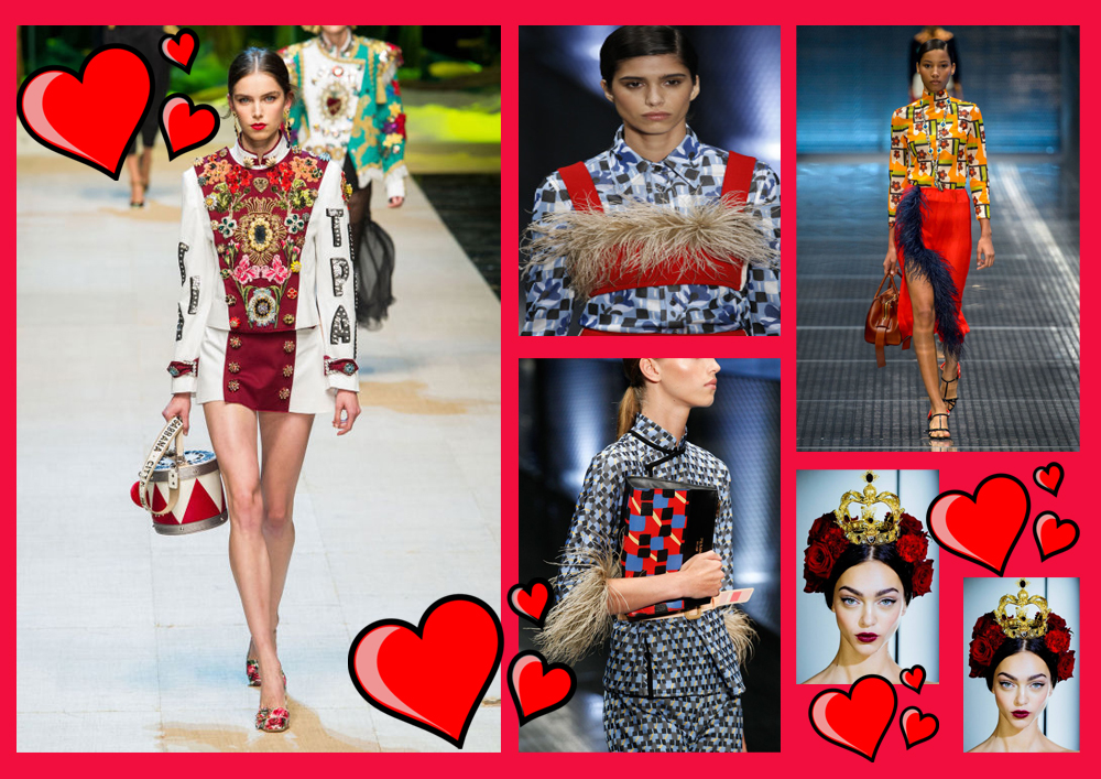 Red Passion Accessories for St. Valentine's Day