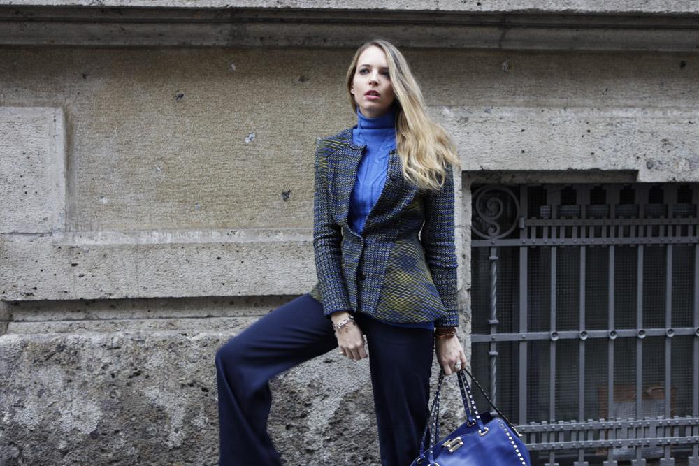 La Giacca Blu: Il Must Have di Febbraio