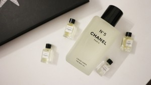 chanel l'huile n.5