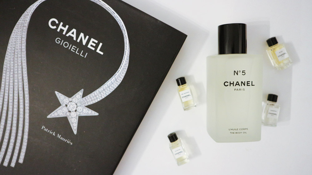 Chanel N.5 L'Huile Corps