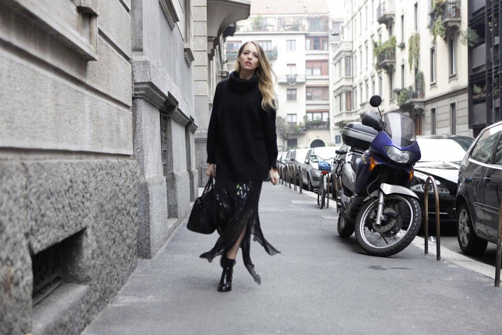 Look Per Ufficio : Look 2017 nero alla moda per ufficio the ugly truth of v