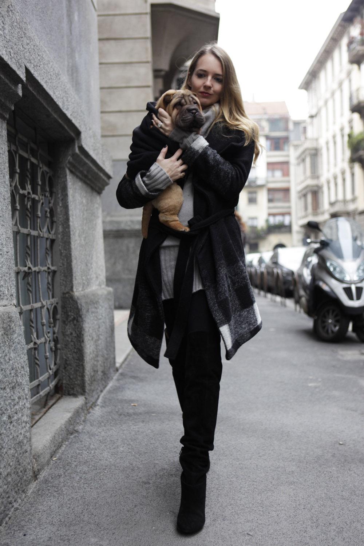 l'outfit da indossare con il proprio cane