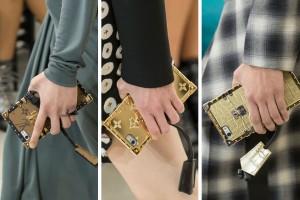 luis Vuitton Luxury Case Fashion Show 2017