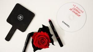 Chanel Rouge Crayon de Couleur specchio