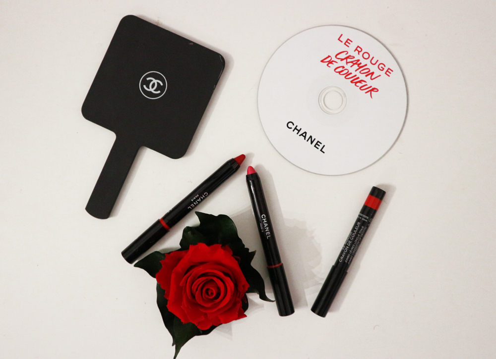 Chanel Rouge Crayon de Couleur