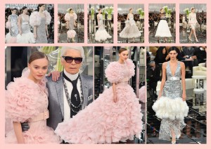 The Spectacular Chanel Haute Couture 2017