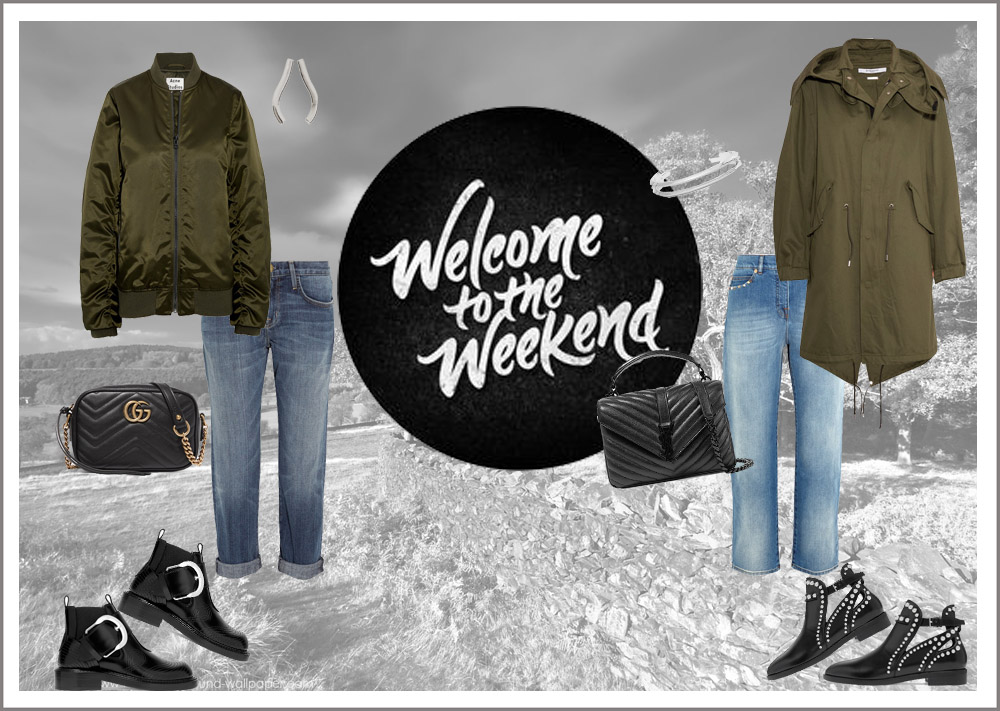 Weekend Wonder- The perfect garment for the Weekend