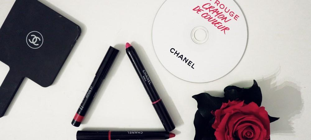 Chanel Rouge Crayon de Couleur