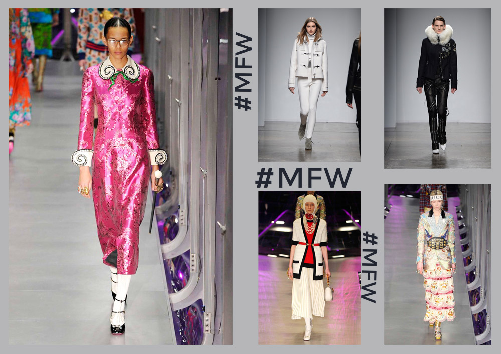 Discover the Milan Fashion Week FallWinter 20172018