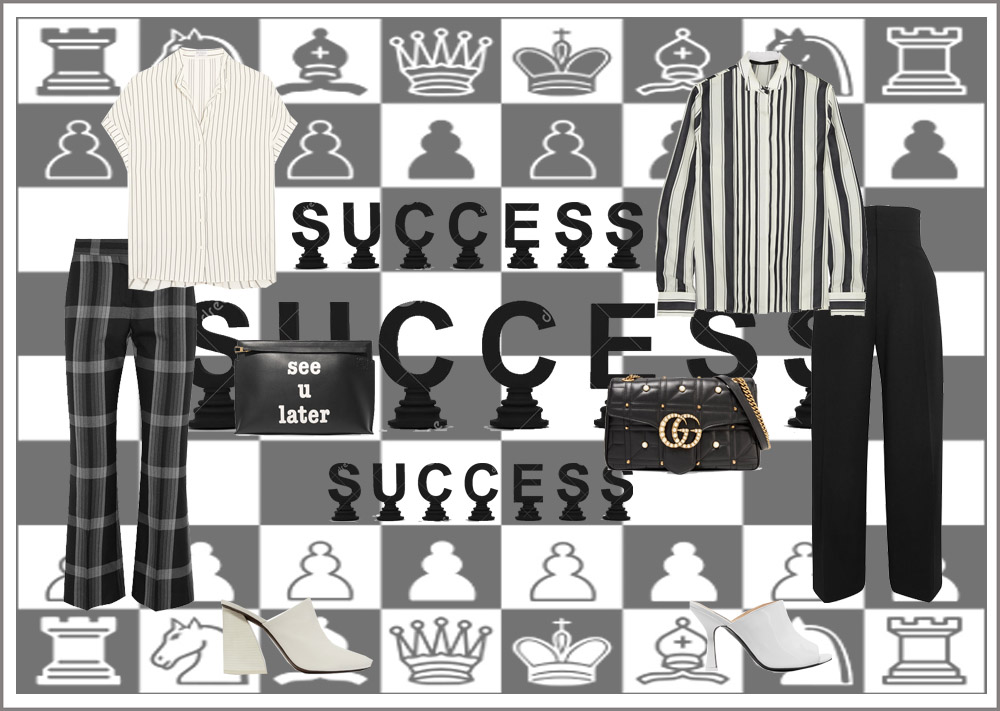Dress for success Outfits