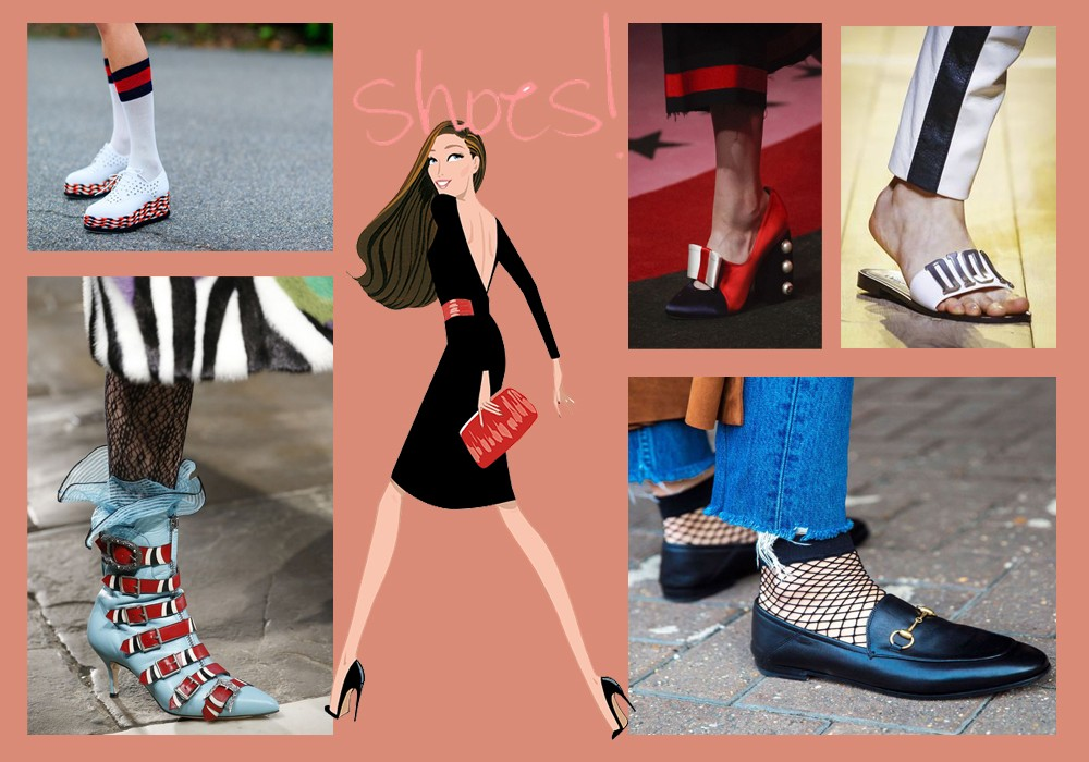 The Must have Shoes Spring 2017