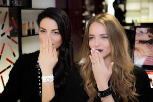 chanel watch with wirst bracelet
