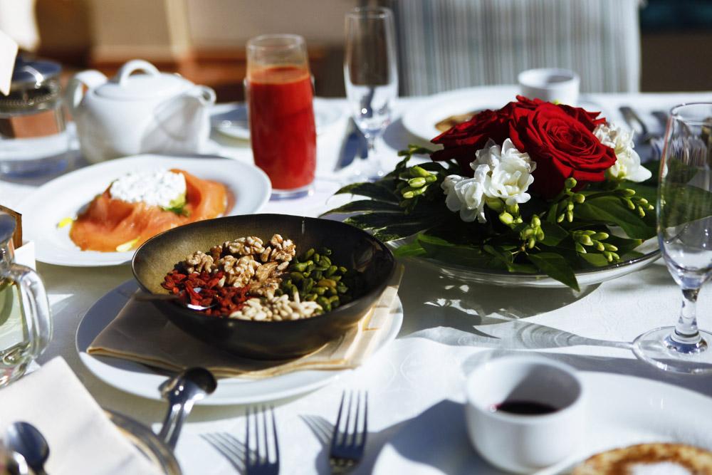 colazione westin excelsior firenze