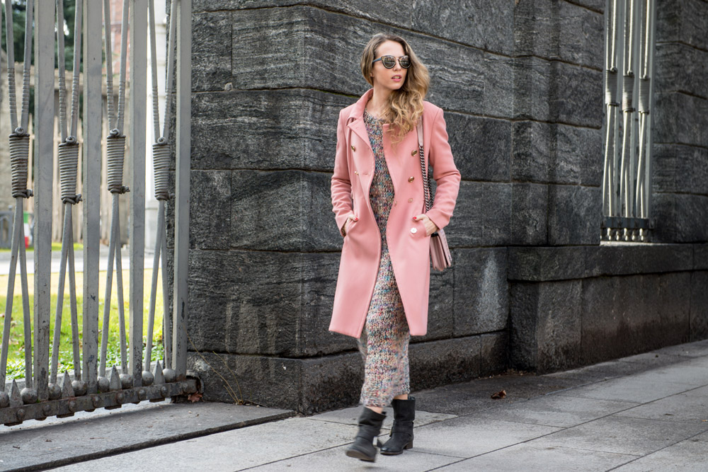 3 Rules to style a pink outfit
