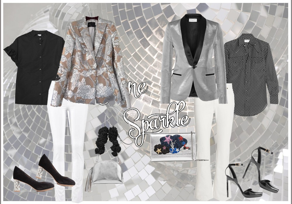 Shine Sparkle Outfit Spring 2017