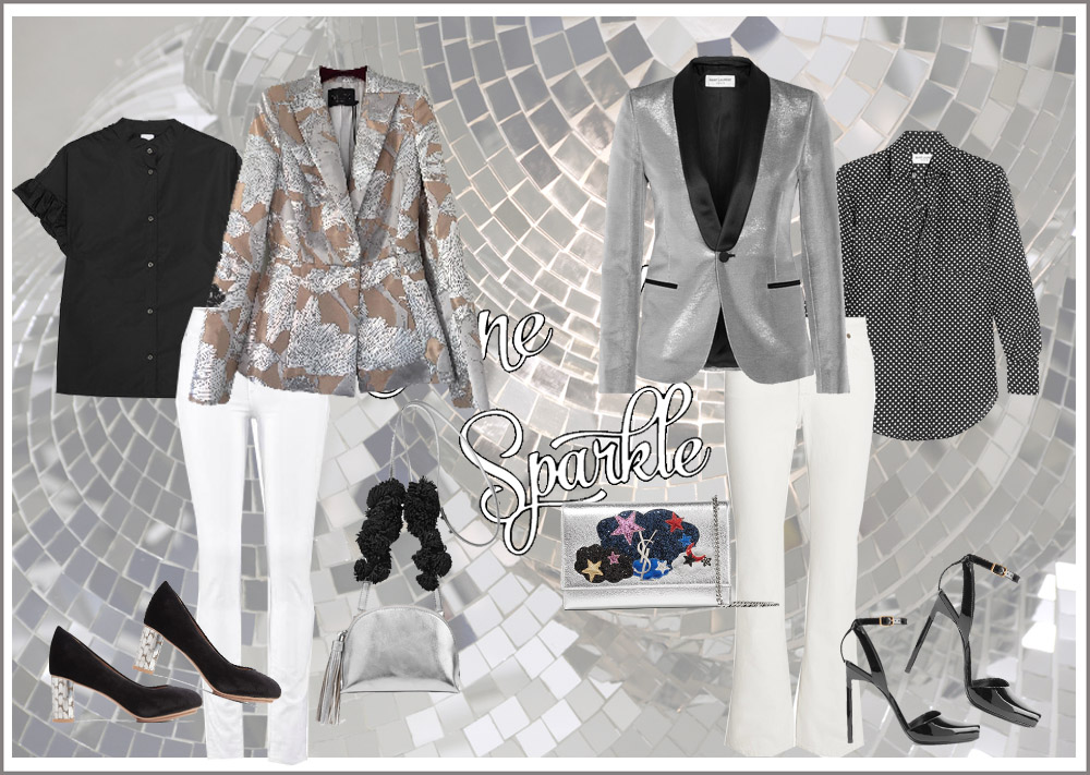 shine sparkle outfit 2017