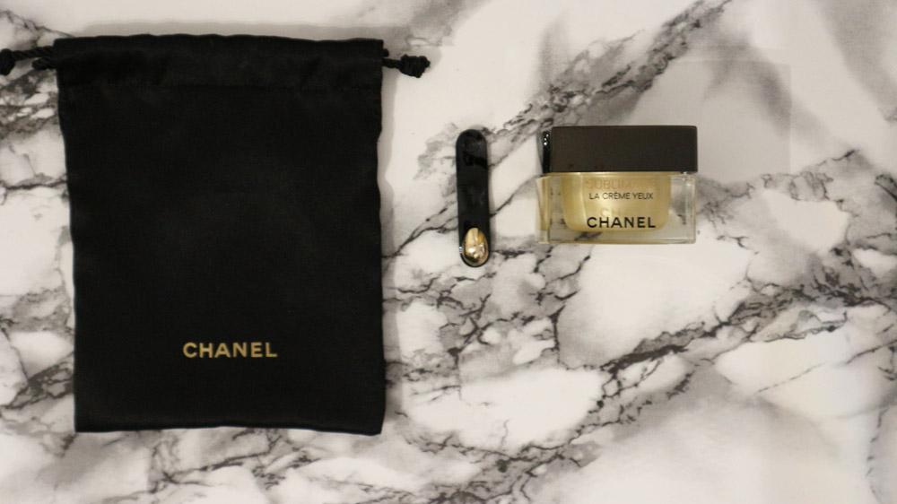 Chanel Sublimage La Crème Yeux linea