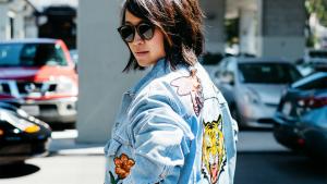 jeans jacket trend